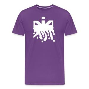 PD White Stain T-Shirt - Men's Premium T-Shirt