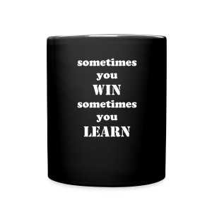 Live and learn mug - Full Color Mug