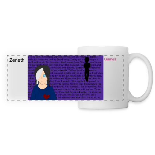 Test - Panoramic Mug