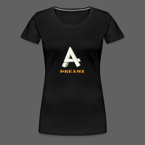 Project DreamZ(Women's) - Women's Premium T-Shirt