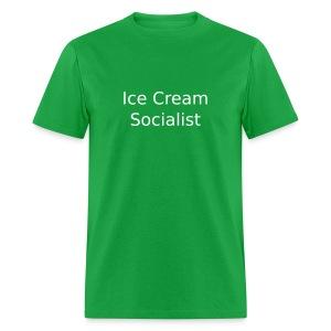 Ice Cream Socialist II (M) - Men's T-Shirt