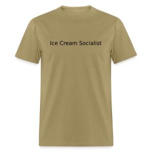 Ice Cream Socialist (M) - Men's T-Shirt