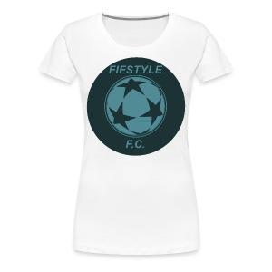 FIFSTYLE WOMEN'S FAN SHIRT 15/16 - Women's Premium T-Shirt