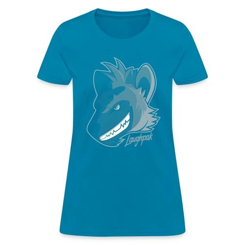 Fade Laughpak Women's Tee - Women's T-Shirt