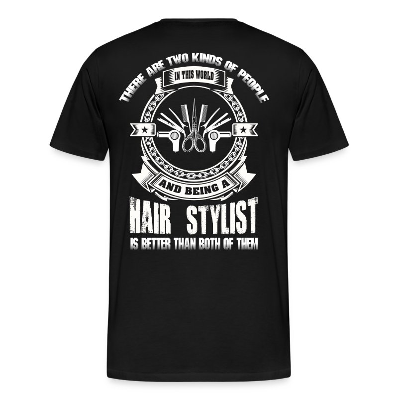 hair stylist hair stylist sayings design hair st t shirt