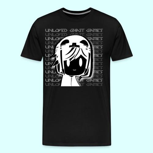 Ghast White Edition - Men's Premium T-Shirt