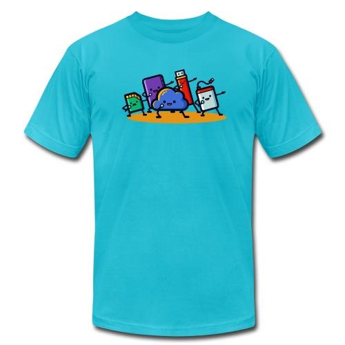 Boy Bandwidth - Men's Fine Jersey T-Shirt