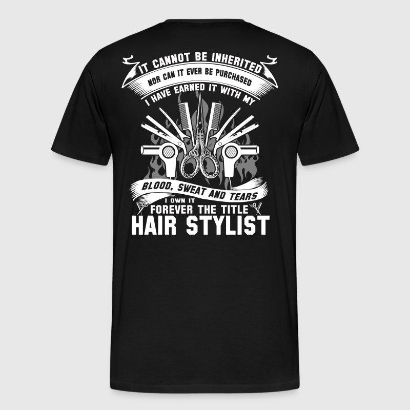 Hair stylist hair stylist quotes for hair styli t shirt for Hair salon t shirt designs