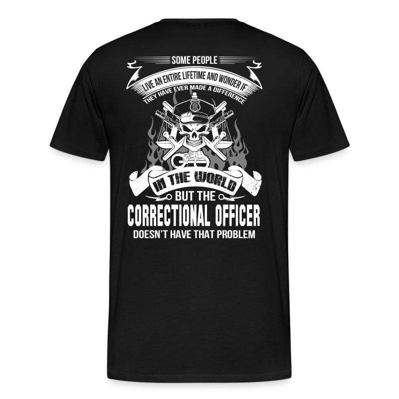 Correctional Officer correctional officer correc T-Shirt ...