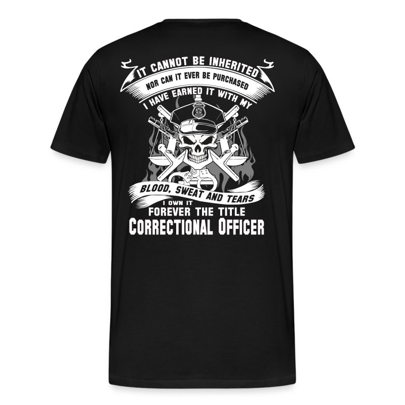 Correctional Officer correctional officer correc T-Shirt ...