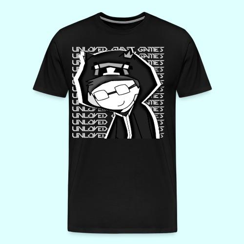 Kevo White Edition - Men's Premium T-Shirt