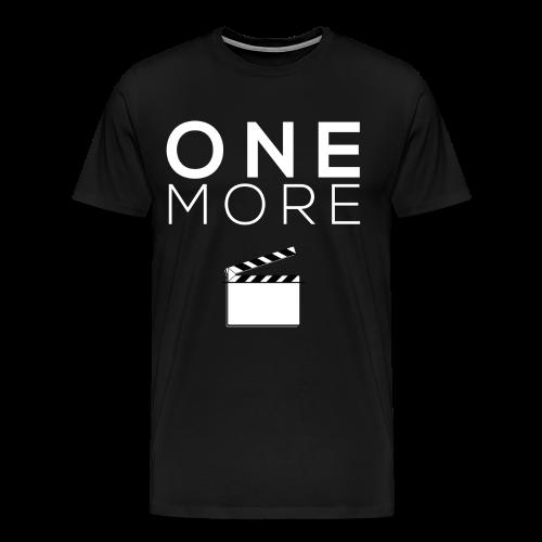 One More Take - T-Sirt - Men's Premium T-Shirt