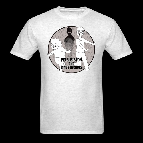 The Spooky Scary Shirt - Men's T-Shirt