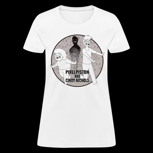 The Spooky Scary Shirt - Women's T-Shirt