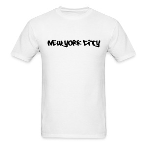 New York City Graffiti Men's T-Shirt - Men's T-Shirt