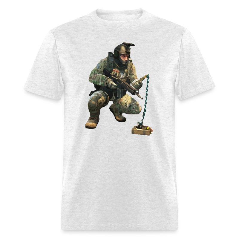 Defusing Ct Cs Go T Shirt Spreadshirt