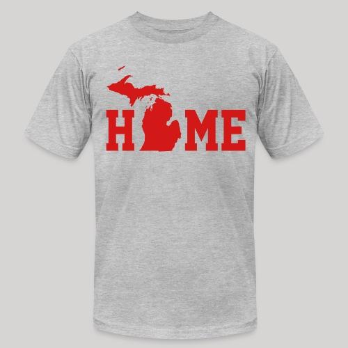 HOME - MI - Men's Fine Jersey T-Shirt