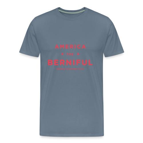 America the Berniful - Men's Premium T-Shirt