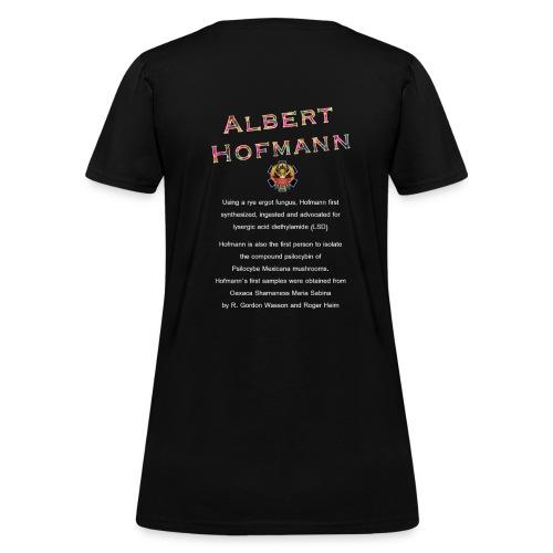 Albert Hofmann Women's Shirt - Women's T-Shirt