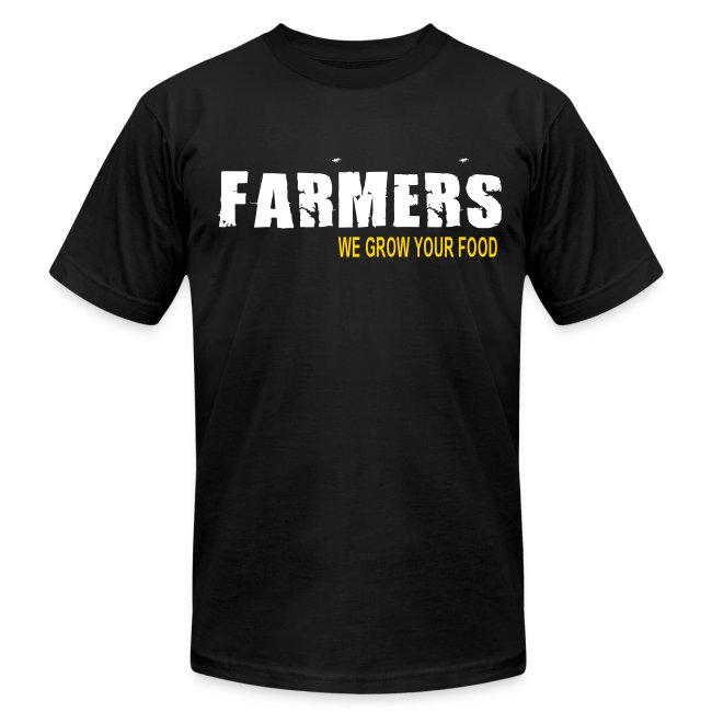 Farmers - We Grow Your Food