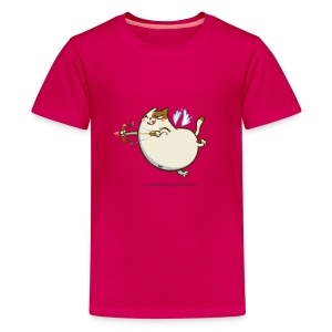 Amourcat — Friday Cat №42 - Kids' Premium T-Shirt