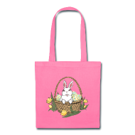 Bags & backpacks ~ Tote Bag ~ Easter Bunny Bag Easter Basket Shopping Bags