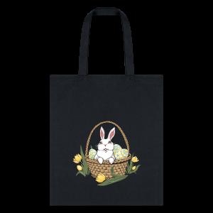 Easter Bunny Bag Easter Basket Shopping Bags - Tote Bag