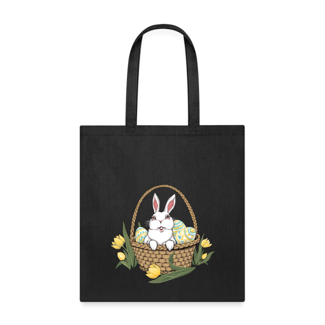 Easter Bunny Bag Easter Basket Shopping Bags