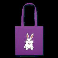Bags & backpacks ~ Tote Bag ~ Easter Bunny Bag Easter Bunny Shopping Bags