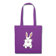 Bags & backpacks ~ Tote Bag ~ Easter Bunny Bag Easter Bunny Shopping Bags