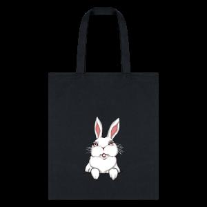 Easter Bunny Bag Easter Bunny Shopping Bags - Tote Bag