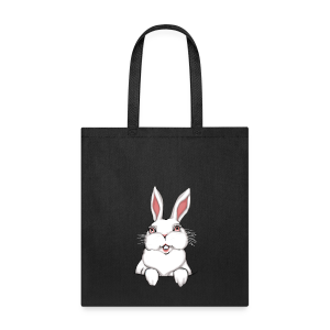 Easter Bunny Bag Easter Bunny Shopping Bags - Tote Bag