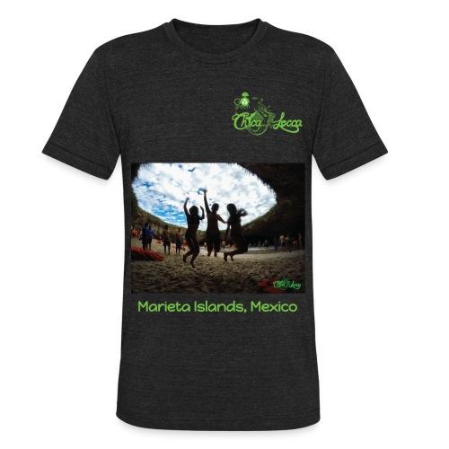 Marieta Islands, Mexico - Unisex Tri-Blend T-Shirt - Unisex Tri-Blend T-Shirt