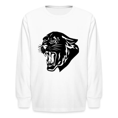 Cougar Design/Kid's Long Sleeve T-Shirt - Kids' Long Sleeve T-Shirt