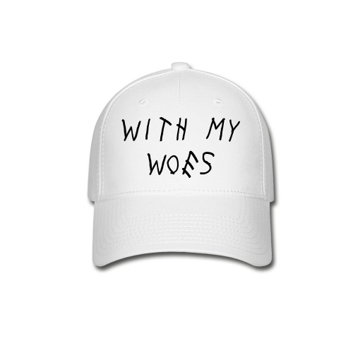 With My Woes - Baseball Cap
