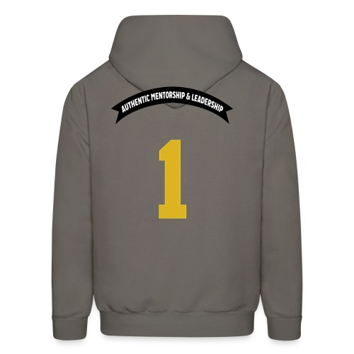 Winning Ways Ambassador 1 (Gray) - MEN'S - Men's Hoodie