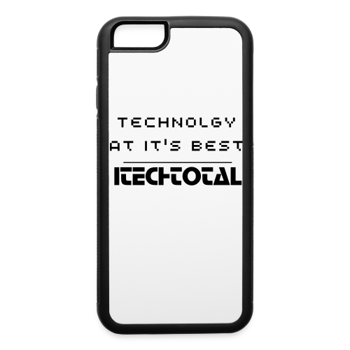 Technolgy At It's Best iPhone 6Case - iPhone 6/6s Rubber Case