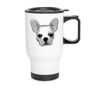 The Frenchie Mug - Travel Mug
