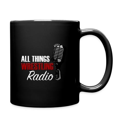 All Things Wrestling Radio Coffee Mug - Full Color Mug