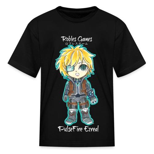 League of Legends PulseFire Ezreal Chibi (Kids) - Kids' T-Shirt