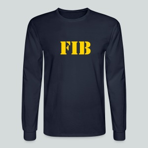 FIB  Long Sleeve Shirt - Men's Long Sleeve T-Shirt
