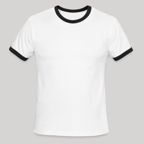 The State of Michigan - Men's Ringer T-Shirt