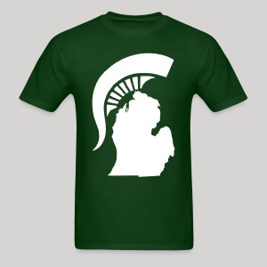 The State of Michigan - Men's T-Shirt