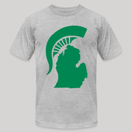The State of Michigan - Men's Fine Jersey T-Shirt
