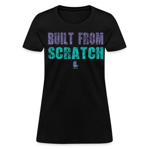 Built From Scratch Gildan - Women's T-Shirt