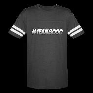 T-Shirts ~ Vintage Sport T-Shirt ~ Team 8000 Jersey - Uni-Sex