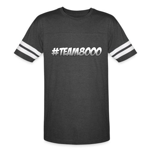Team 8000 Jersey - Uni-Sex - Vintage Sport T-Shirt