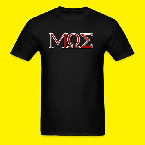 mWe Frat House - Men's T-Shirt
