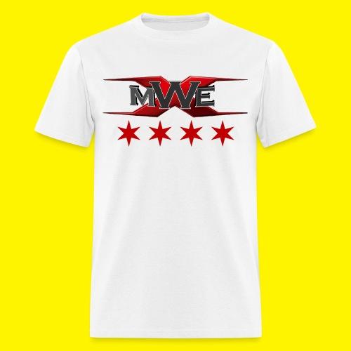 mWe 10 Yr Logo Tee - Men's T-Shirt