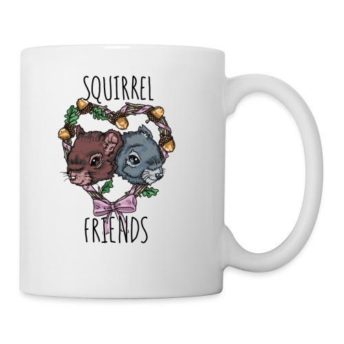 Squirrel Friends Mug - Coffee/Tea Mug